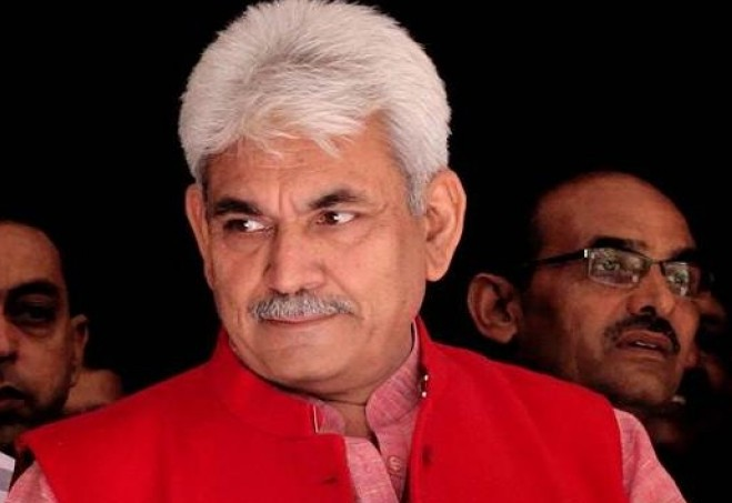 J&K MSMEs Approached Newly Appointed Governor Manoj Sinha To Resolve Long Pending Challenges