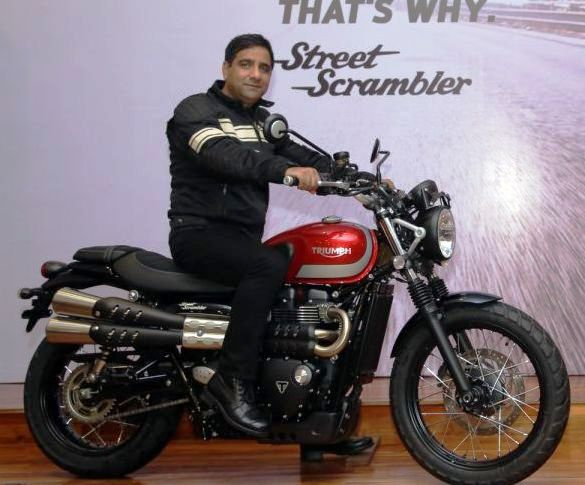 Triumph India Confirms Three New Motorcycles: Auto Expo Update