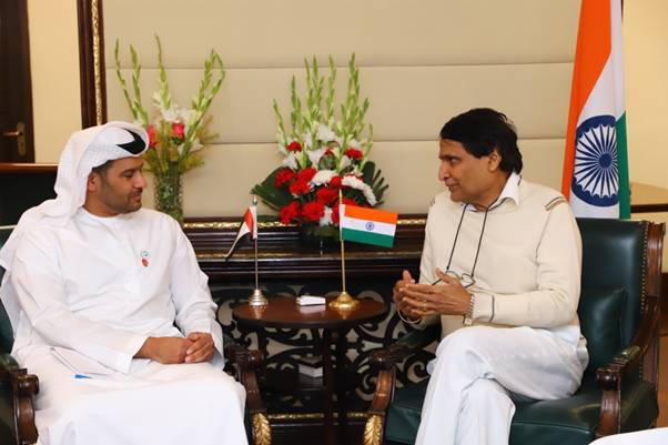 India and UAE Comes Closer for Better Business