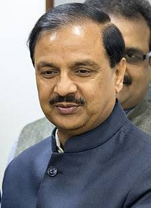 Govt is Set to Promote Indian Food Culture:Mahesh Sharma