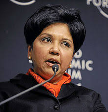 Indra Nooyi is ICC's First Independent Female Director
