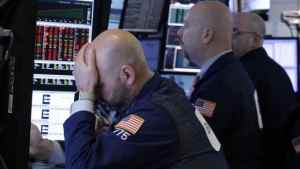 US Stock Markets on a Roller Coaster Ride