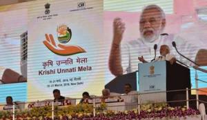 In New India, Technology and Agriculture to Pave the Way Forward: Modi at Kisan Unnati Mela