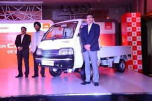 Maruti Suzuki Gains Momentum in LCV Segment; Super Carry Sales Grows 10-Time
