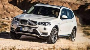 2018 BMW X3 xDrive 20d Expedition Launched in India; SUV Priced at Rs 49.99 Lakh