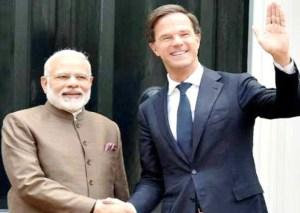 Indo-Dutch Ganga Forum Inaugurated by Mark Rutte, Dutch PM