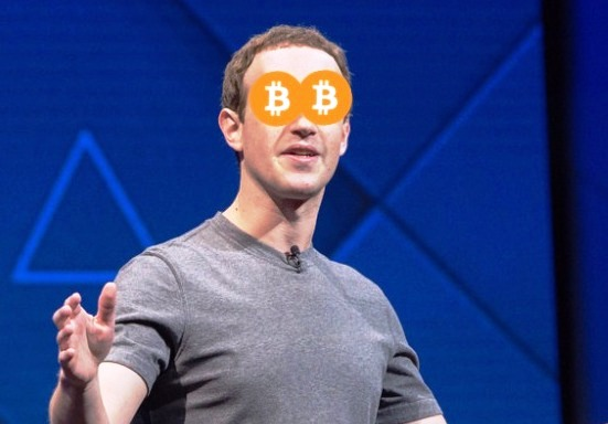 Facebook Might Bring it's Own Cryptocurrency; Bitcoin Hovers Near $9,000 Mark