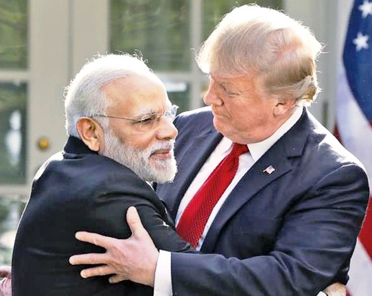 Donald Trump Congratulated Narendra Modi, Expressed Hopes for Working Together
