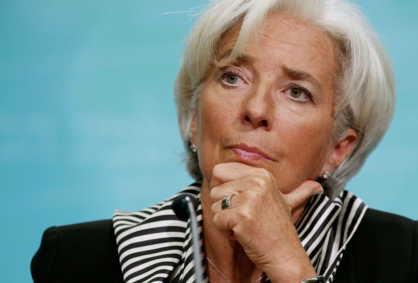 Christine Lagarde of IMF Re-narrates Climate Change Commitment