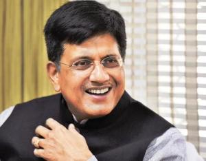 Piyush Goyal, Railways