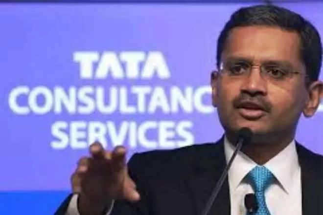 TCS Q3 Net Profit Registered As Rs 8,118 Crore