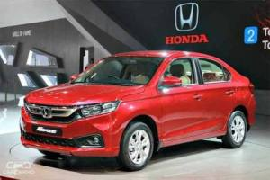 Over 7200 Honda Amaze Cars to Get Updated their Steering Console from Honda Cars India