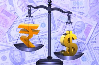 Rupee Dips by 16 Paise and Touches 72 Per USD