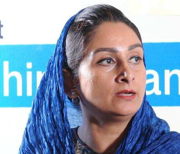 Food Processing Minister Harsimrat K Badal Interacted with Industry