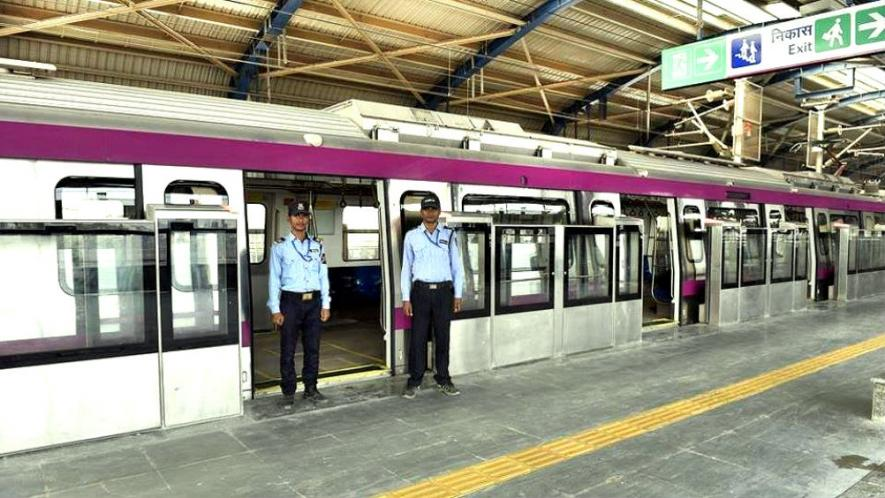 Delhi Metro Developed Indigenous Signalling Technology