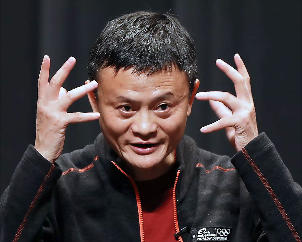 Alibaba's Jack Ma Advised 669 Formula to His Employees