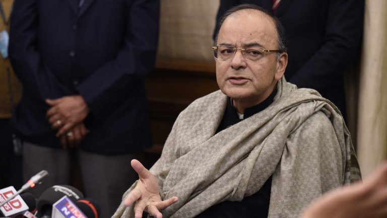 Former FM, Arun Jaitley Says 14% Increase in State wide Revenue Registered after GST