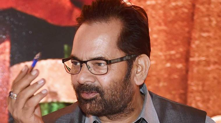 Rs 1698.29 Cr Spent on PMJVK for Socio-Economic Development of Minority Concentration Areas: Mukhtar Abbas Naqvi
