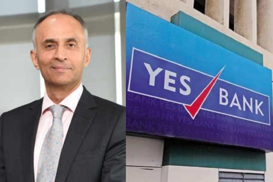13 Lakh Shares of Reliance Capital Sold By Yes Bank
