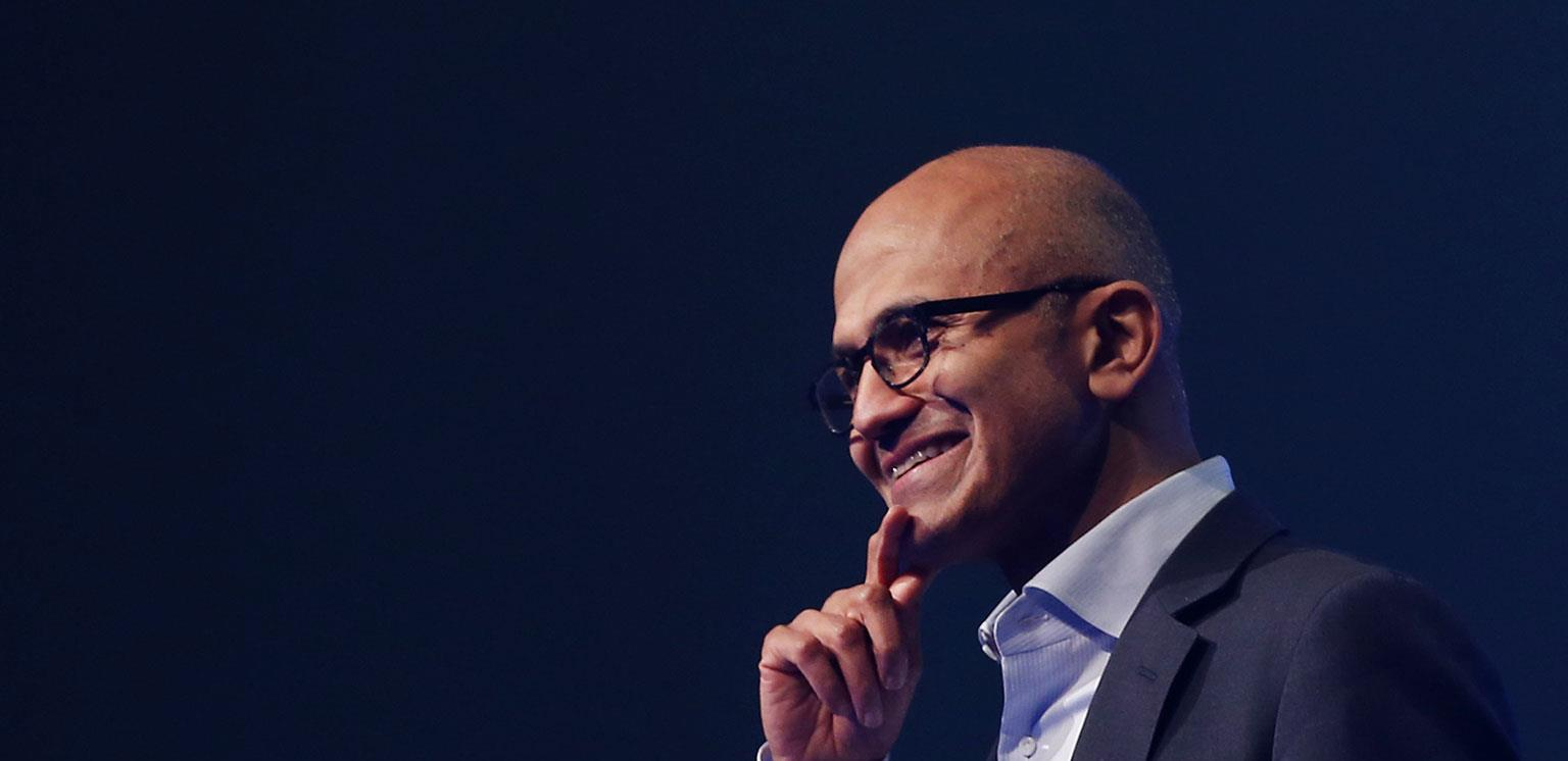 Satya Nadella Leads Fortune's Businessperson List of the Year 2019