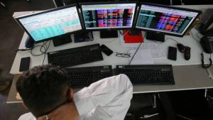 BSE Sensex Fell 57 Points, NSE NIFTY Declined 14 Points