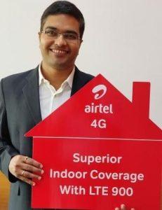 Airtel Deployed LTE 900 Technology In Mumbai