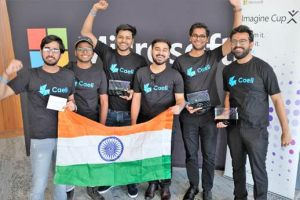India's Team Caeli Wins 2019 Microsoft Imagine Cup Asia Regional Finals