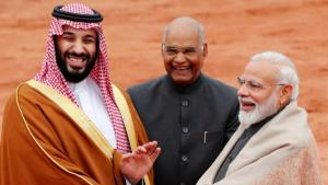 Prince Salman's New Delhi Visit Well Appreciated By India Inc.