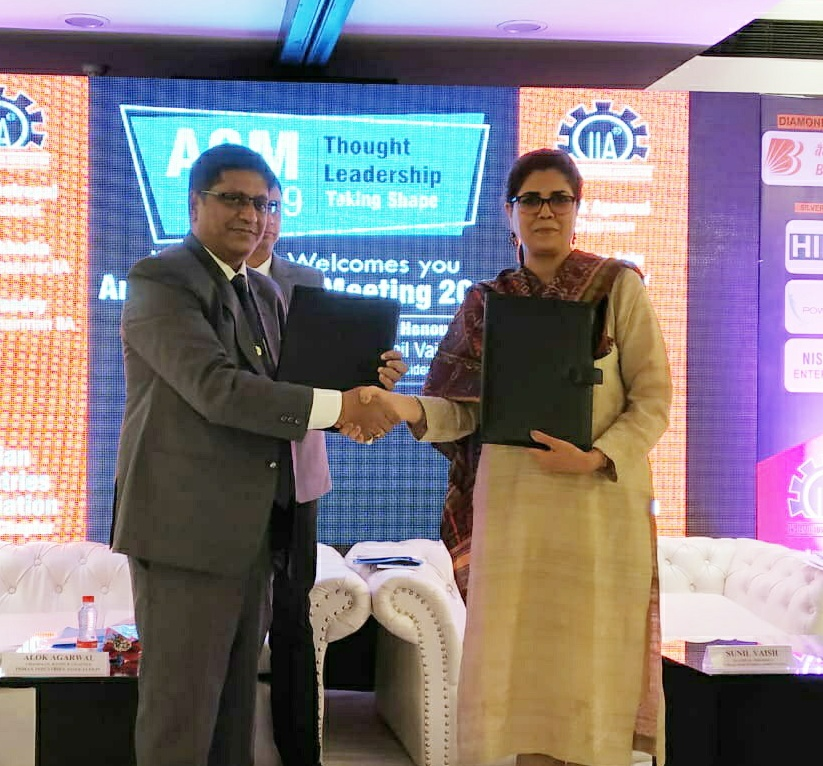 Power2SME signs MoU with IIA to empower MSMEs in India
