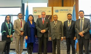 India Appreciates UN South-South Cooperation as a Win-Win for all Partners