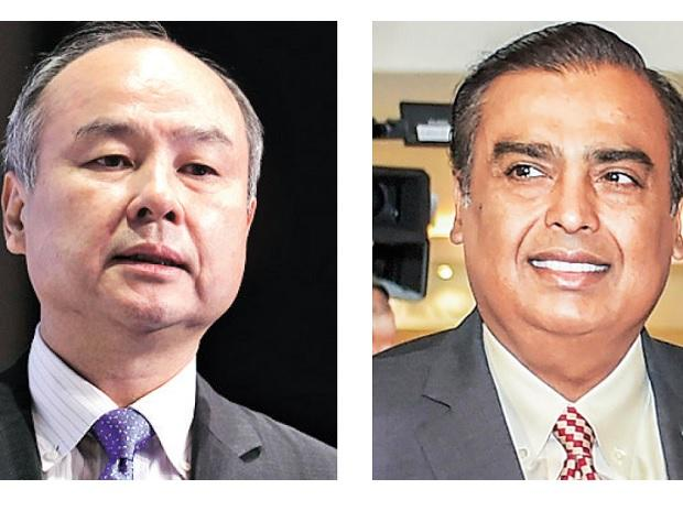 SoftBank Looking to Invest USD 3 Billion in Reliance Jio