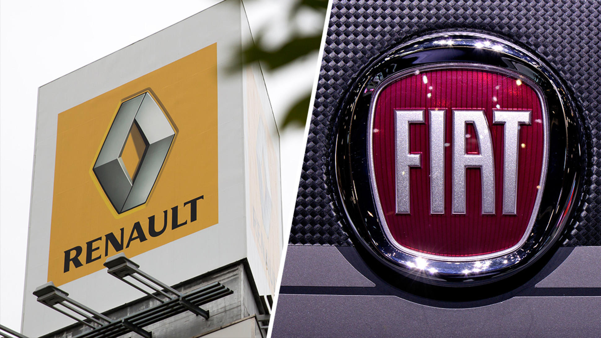 Renault & Fiat In Talks for Giant Auto Merger