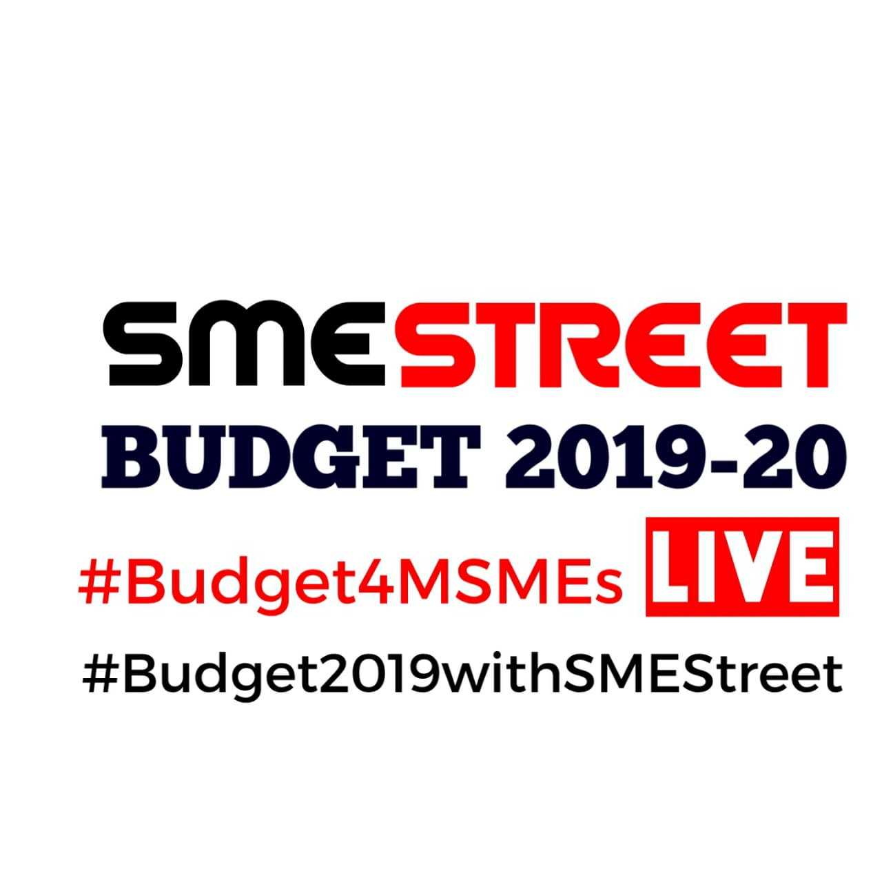 SMEStreet Live Updates: Union Budget 2019 With MSMEs Perspective