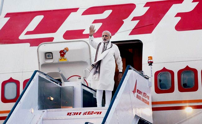 Narendra Modi Left For 7 day Visit to the United States for 'Howdy Modi' and UN General Assembly