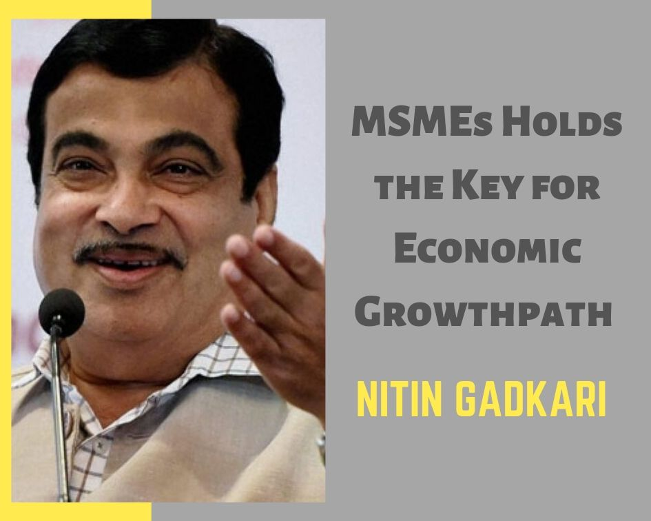 MSME Holds Most Important Key for India's Economic Growth Story: Nitin Gadkari