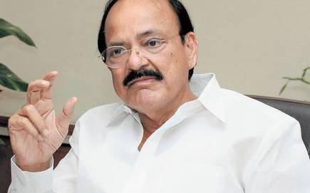 Vice President Venkaiah Naidu to Start for Comoros and Sierra Leone Visit to Strengthen Indo-Africa Relations