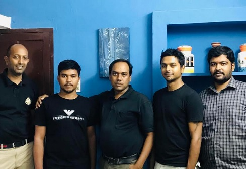 Chennai-Startup Facial Recognition Product VAANGO Secures INR 2.1 Cr. Funding