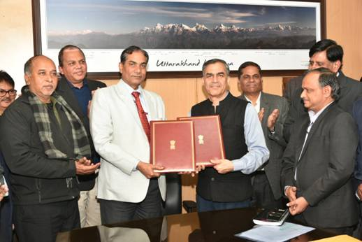 ICAR and NABARD Collaborates for Research and Up-Scaling of Technologies and Innovation