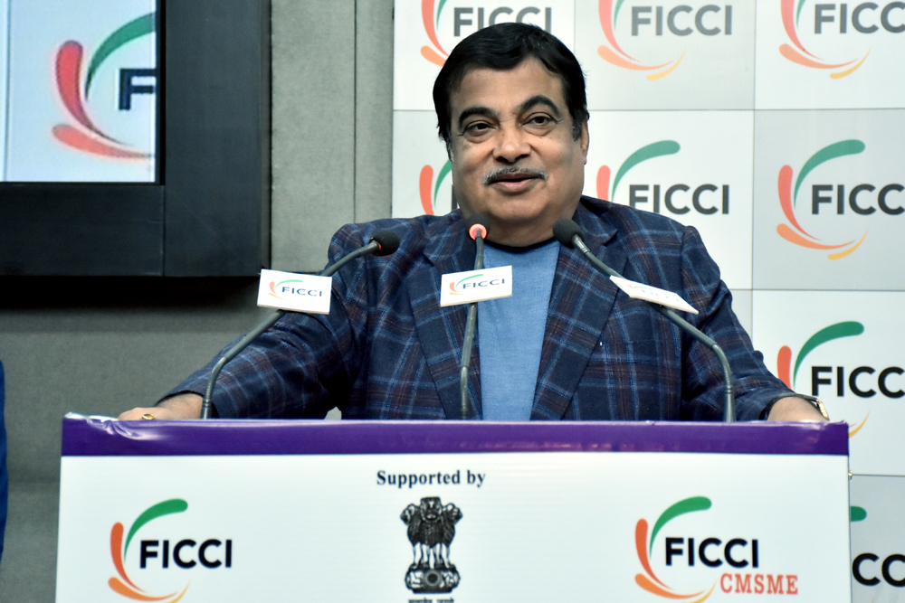 MSME Ministry is Working on Resolving GST Related Issues: Nitin Gadkari