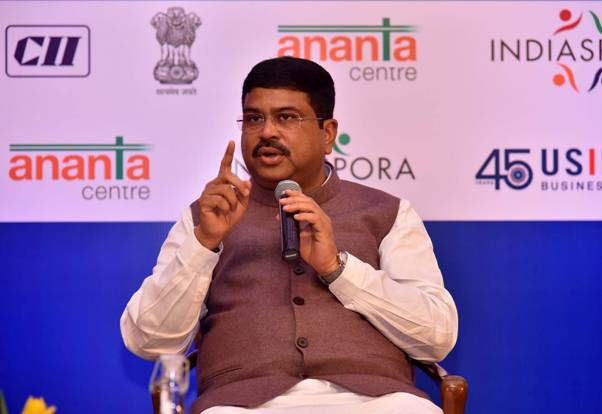 Petroleum & Natural Gas Minister Describes the INDIA-US Summit Meeting As A Momentous Occasion For The Bilateral Relations