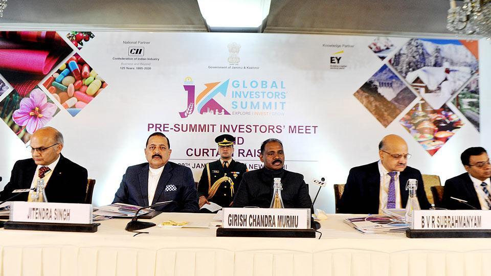 Srinagar and Jammu to Hold Jammu and Kashmir Global Summit 2020