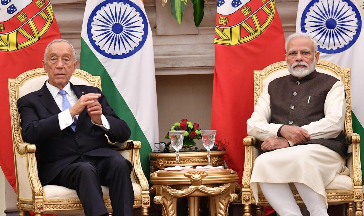 MoUs Signed Between India-Portugal for Strengthening Maritime Transport