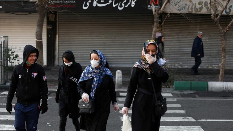 Iran Minister Blames 'A Few Nations' Of Not Declaring Their Coronavirus Cases
