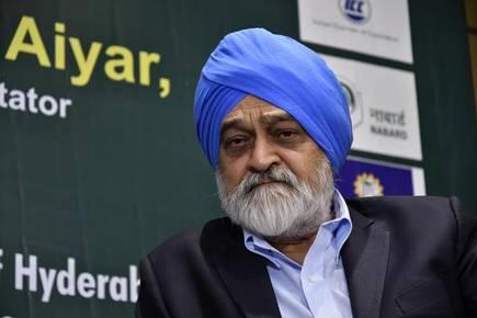 Montek S Ahluwalia to Head Post-COVID Strategy for Punjab
