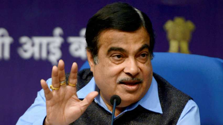 Nitin Gadkari Chairs the Group on Infrastructure meeting