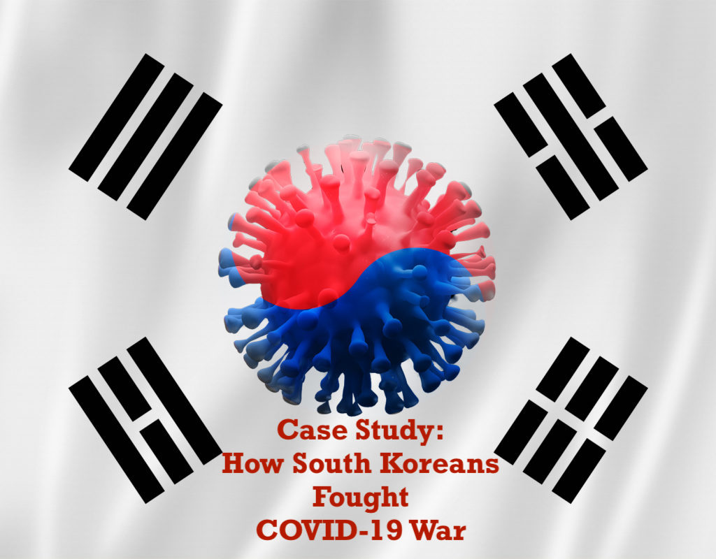 Fight Against COVID-19: The South Korea Story