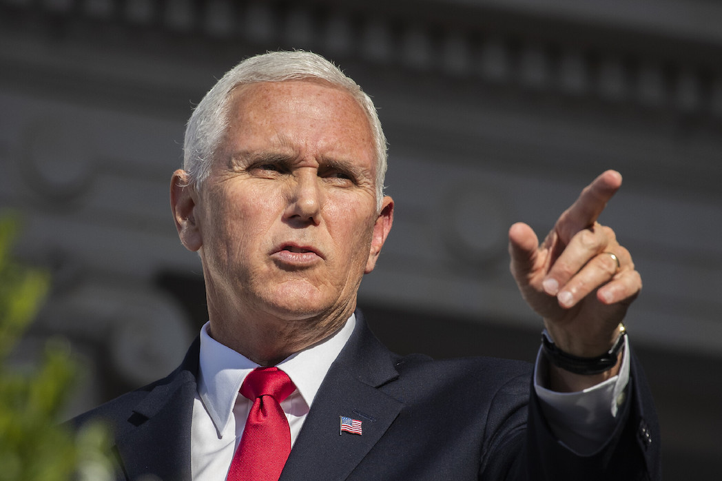 Coronavirus Reached To US Vice President's Office