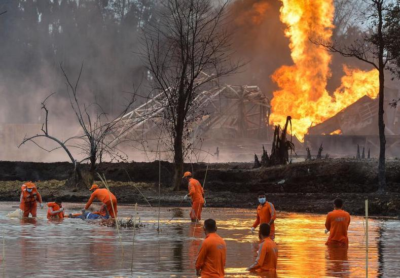 Oil Ministry Starts its Official Investigation on Assam Gas Leak Incident