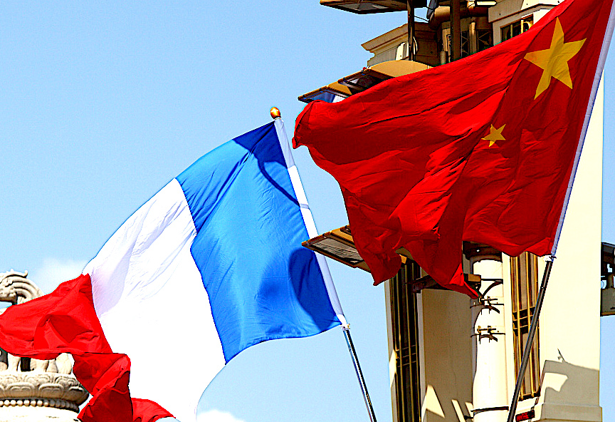 France & China to Hold High Level Economic Dialogue