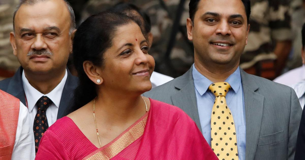 FM Sitharaman To Meet Bankers for Reviewing COVID-19 Resolution Framework